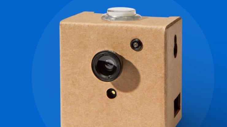 Google выпустила картонную камеру споддержкой нейросетей