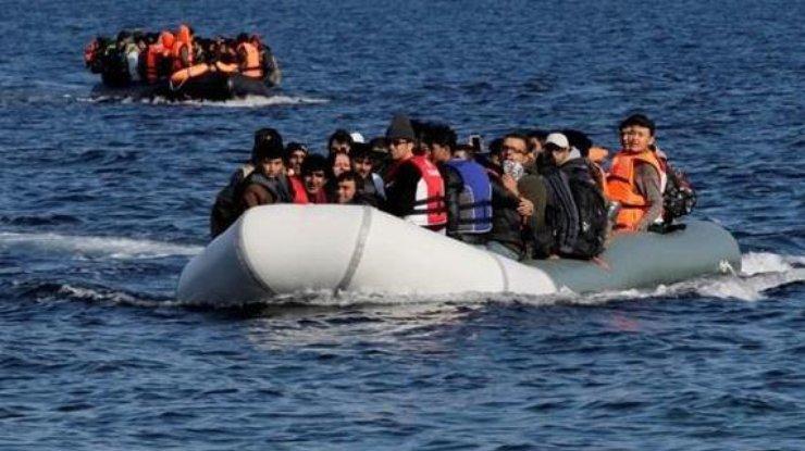 ВСредиземном море спасли неменее 250 мигрантов