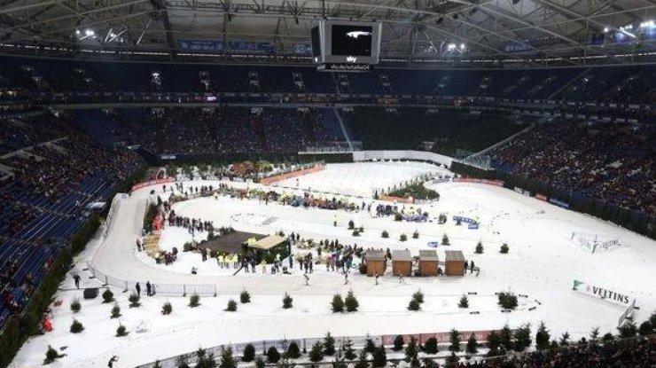 Эдер иФак пропустят «Рождественскую гонку», их поменяют Рёш иЭберхард