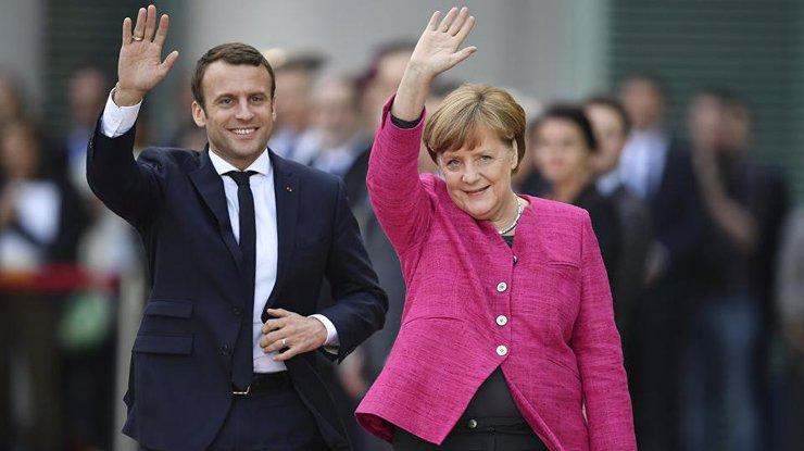 Меркель иМакрон призвали косвобождению всех заложников