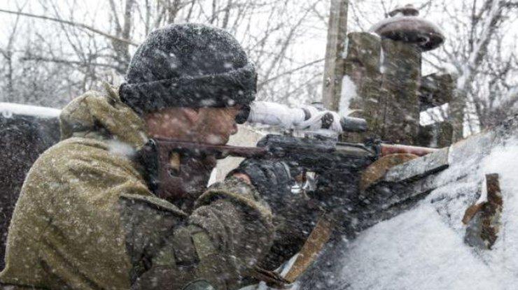 Под Донецком сбит беспилотник русского производства