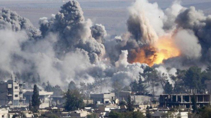 Вражда вСирии: в итоге авиаудара погибло 25 человек