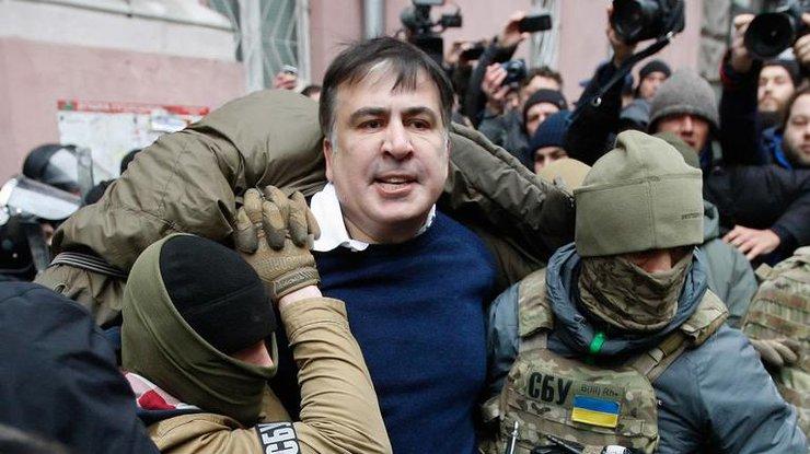 Михаил Саакашвили объявил, что из-за Порошенко онпохудел на30 килограмм