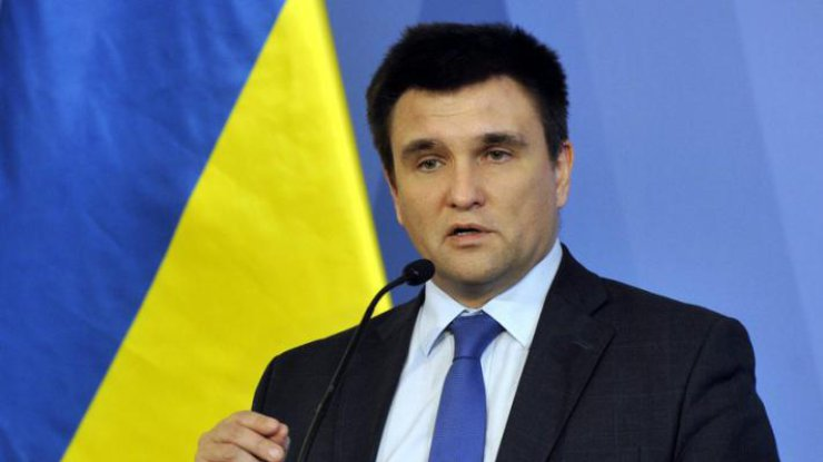 Климкин: ОБСЕ следует ужесточить санкции противРФ