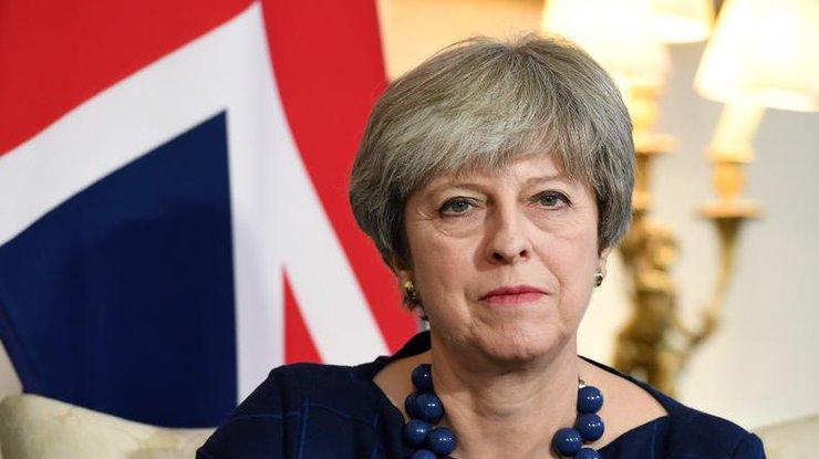 ВВеликобритании готовилось покушение на премьера Терезу Мэй