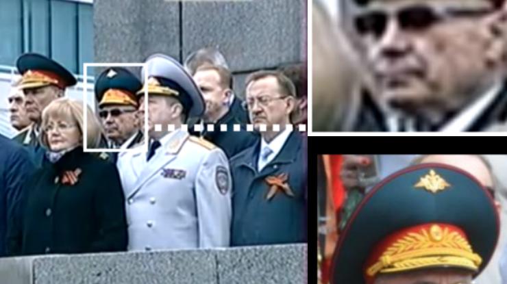 Дело MH17: Фигурант «Дельфин» был русским генералом