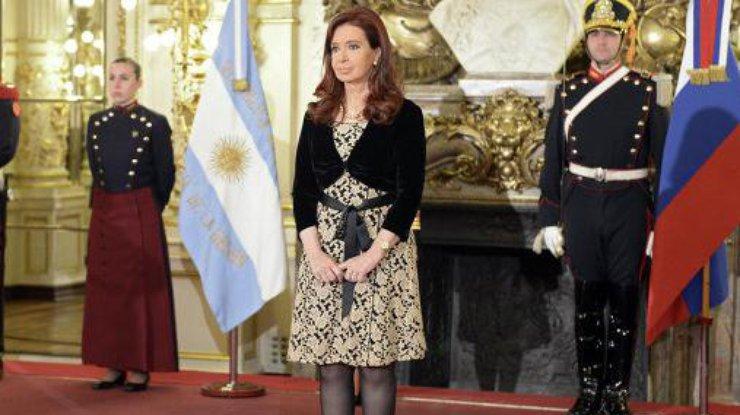 ВАргентине генпрокуратура желает арестовать экс-президента