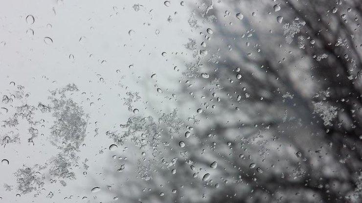 Непогода вгосударстве Украина: ограничено движение автомобильного транспорта вЗакарпатской области