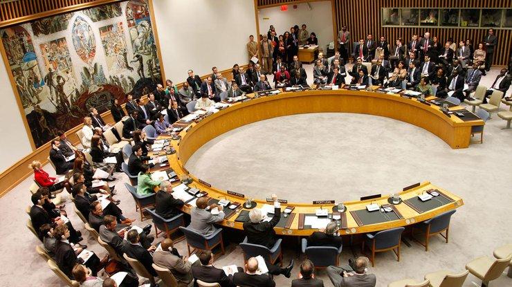 США попробовала возложить вину заобострение ситуации наБлижнем Востоке наООН