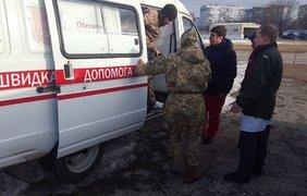 Бои за Авдеевку: в Одессе приземлился самолет с ранеными военными (фото)