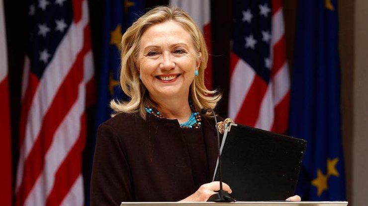 Хиллари Клинтон напишет книгу освоем поражении напрезидентских выборах