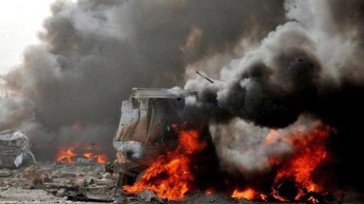 Поменьшей мере 18 гражданских погибли после авиаударов коалиции вАфганистане