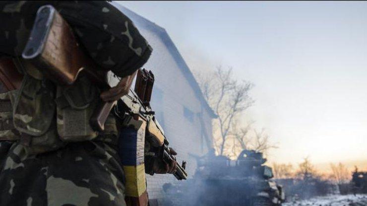 Ввоскресенье боевики 33 раза обстреляли позиции сил АТО