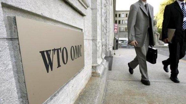 Выяснилось, из-за чего Украина подала иск вВТО против РФ
