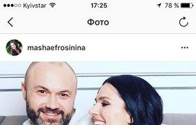 Ведущая Маша Ефросинина и ее муж Тимур Хромаев