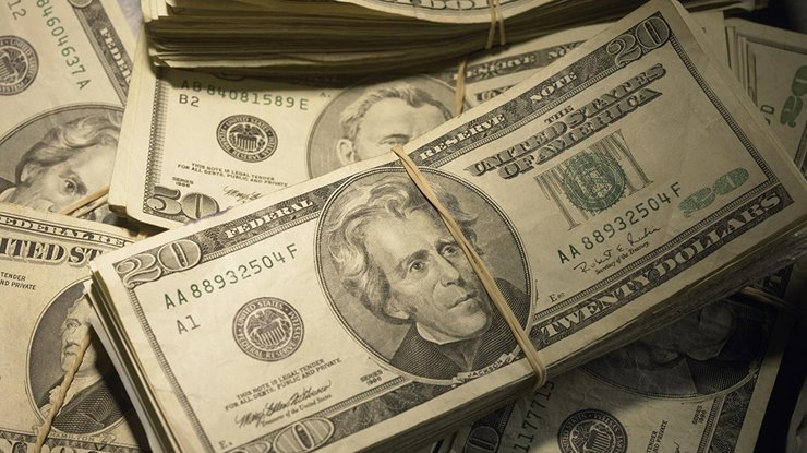 Гривна кдоллару подорожала до26,99 грн/$