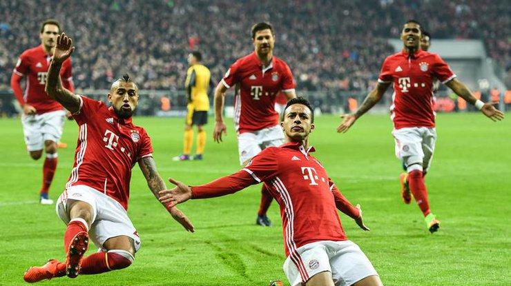 «Бавария»— «Арсенал»: прогноз наматч 15.02.2017: смотреть онлайн, где трансляция
