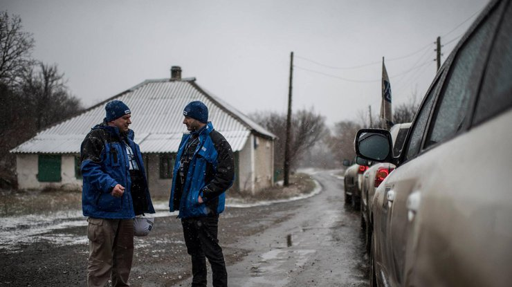 Боевики ДНР показали свою суть инцидентом сОБСЕ