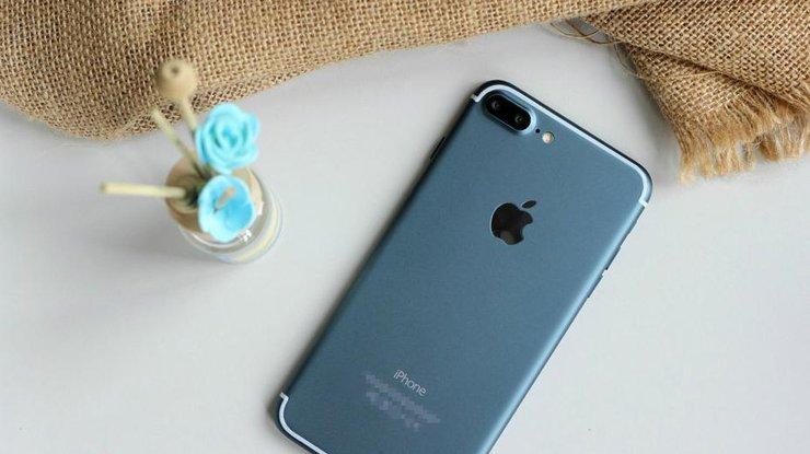 Apple выпустит iPhone 7 Plus в новом цвете