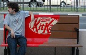 Шоколадные батончики KitKat