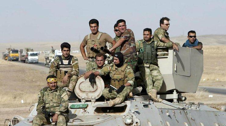 Иракская армия освободила две деревни иэлектростанцию напути кМосулу
