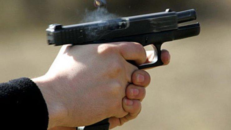 ВКиеве вкафе неизвестные ранили 2 человек изогнестрельного оружия