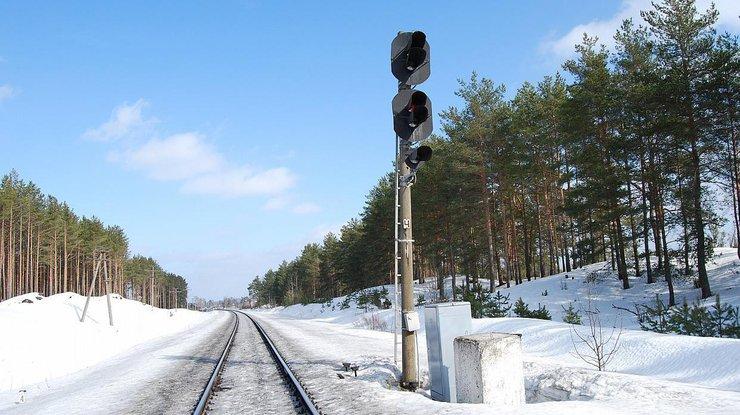 Супруг ижена погибли под колесами поезда Запорожье-Львов