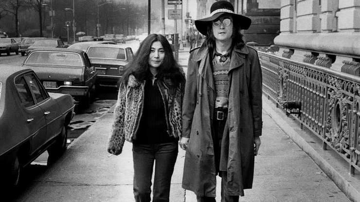 Джон Леннон иЙоко Оно станут героями фильма