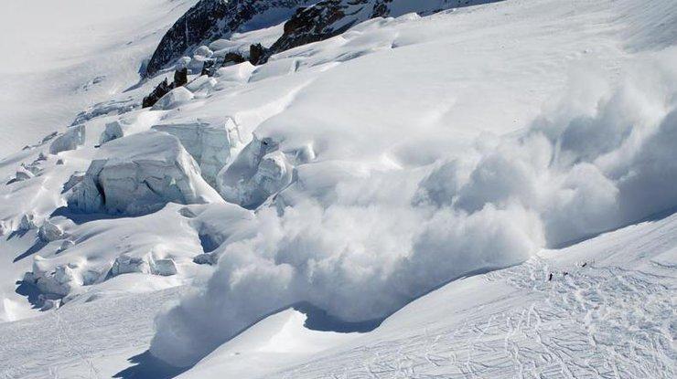 ДСНС предупредила обизменении погодных условий иопасности схода лавин