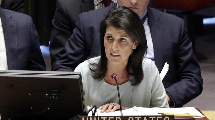 ВСША сохранят санкции против Российской Федерации