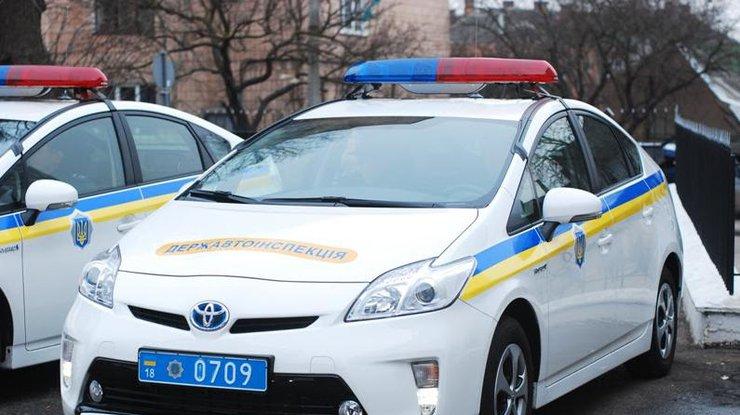 Вмаршрутке под Киевом нетрезвый  напал наводителя сножом