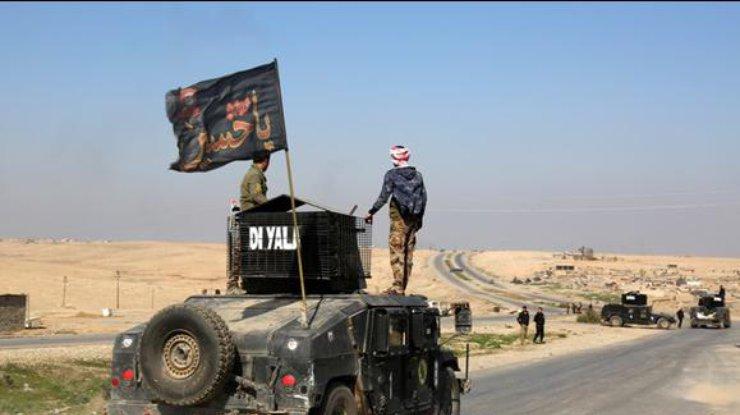 Бои заМосул: правительственные войска вытесняютИГ изаэропорта