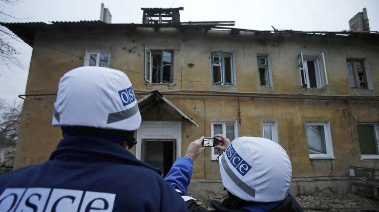 ВДонбассе прослеживается улучшение ситуации сбезопасностью— СММ ОБСЕ