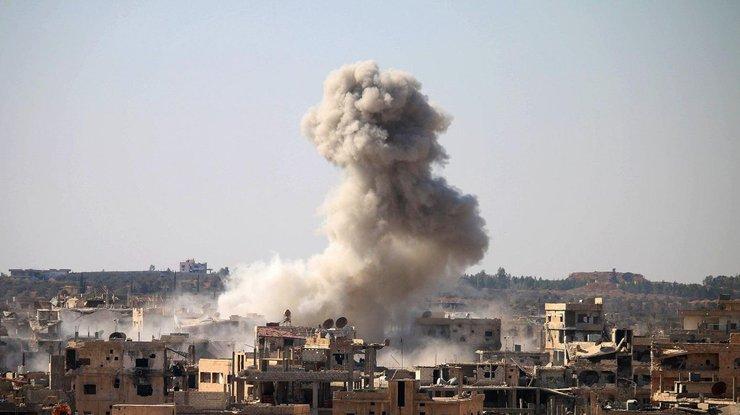 «Исламское государство» взяло ответственность завзрывы впригороде Эль-Баба