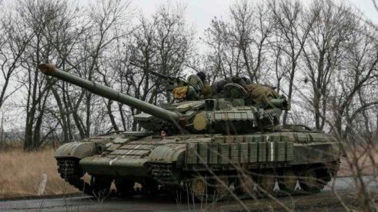 Взоне АТО засутки пострадали 16 военных, погибших нет