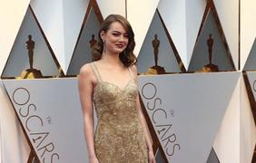 Эмма Стоун - главная претендентка на Оскар за лучшую женскую роль.