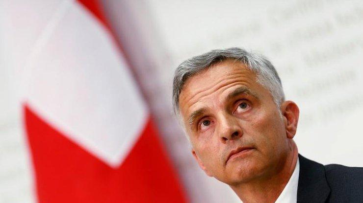 П.Климкин проинформировал главе МИД Швейцарии оситуации наДонбассе