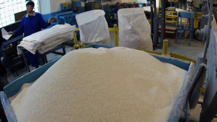 Украина увеличила экспорт сахара в33 раза— Минагро