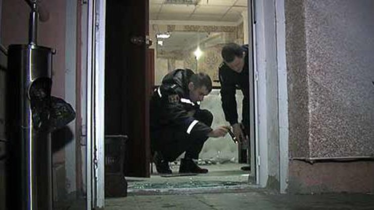 ВВиннице вцентр лазерной косметологии бросили гранату