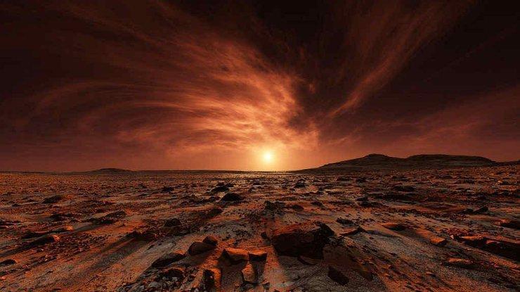 NASA обеспокоено необычными движениями камней наМарсе