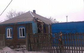 Авдеевка после ночного обстрела боевиков
