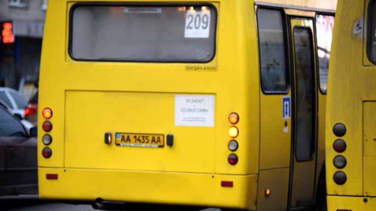 Киевская ОГА просит автоперевозчиков с6февраля вернуть прошлую стоимость проезда