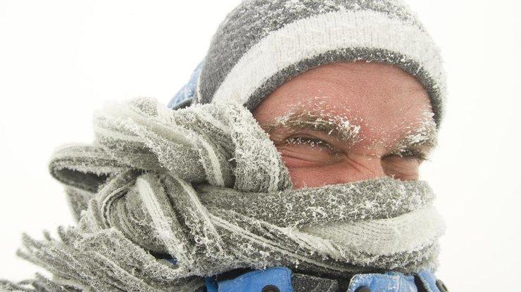 Синоптики обещают 25 градусов мороза