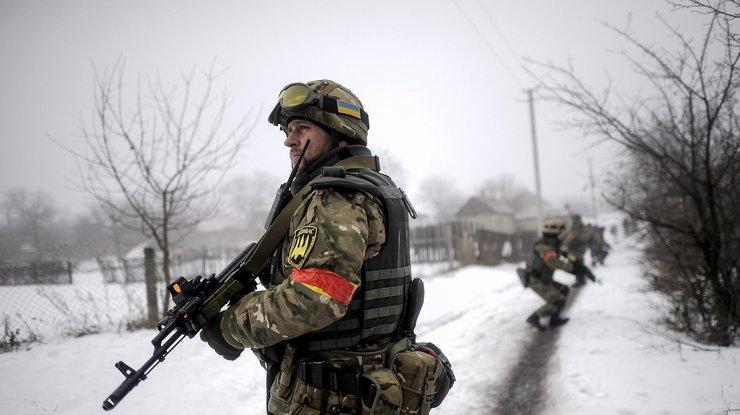 Штаб: Украинские военные отбили атаку боевиков вАвдеевке