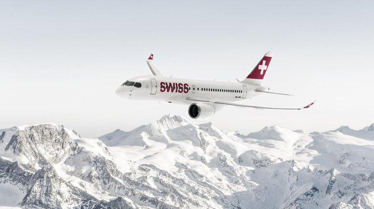 Украинский самолет «Руслан» спас швейцарский Боинг вКанаде