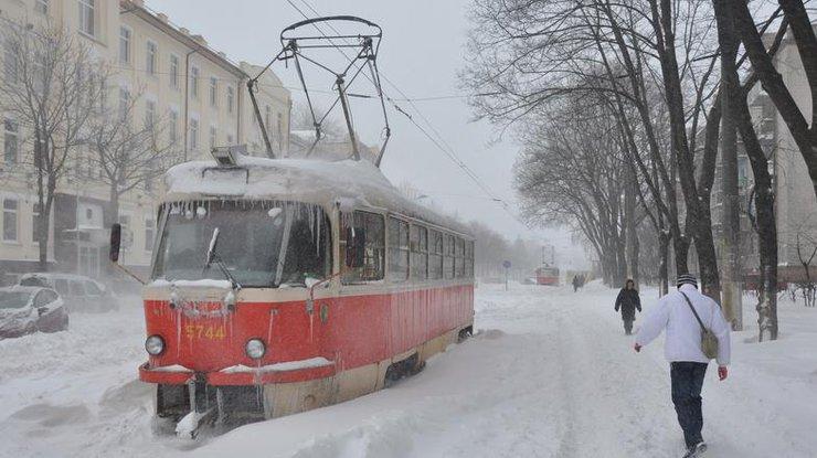 Граждан ждет «снежный ад»— Непогода вгосударстве Украина