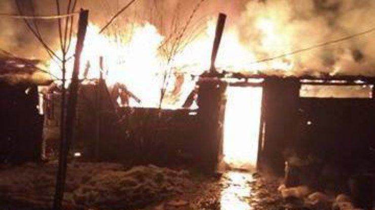 Пожарные устранили пожар натерритории приюта для животных— Львовская область