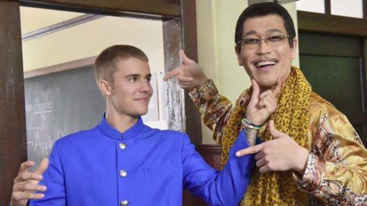 Канадский певец впервые встретился с Кадзухито Косакой