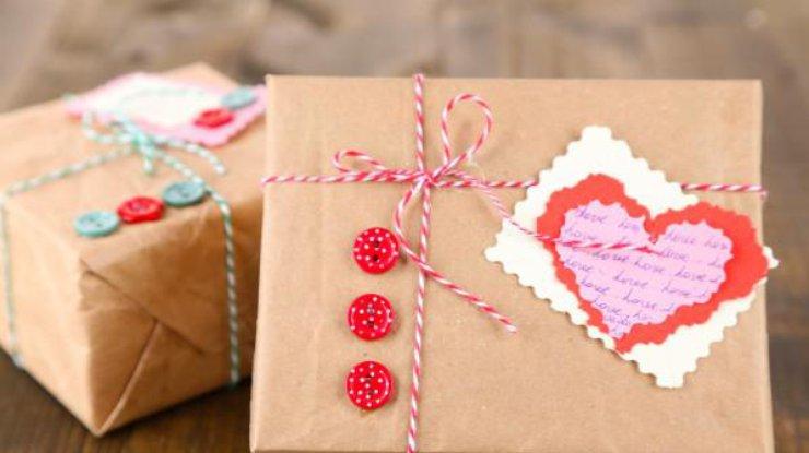 Подарки на День Святого Валентина