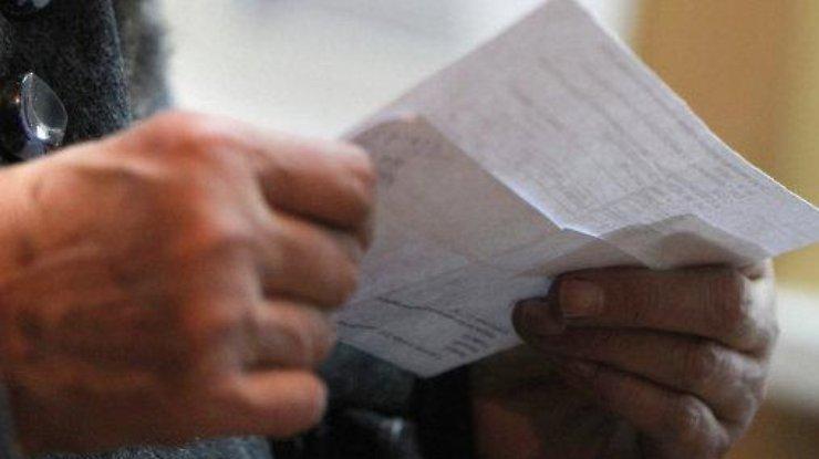 Перерасчет: Киевляне получат новые платежки заотопление